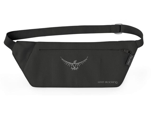 Osprey Stealth Waist Wallet, black